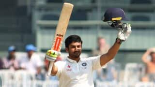 Karun Nair: Get recognised on the streets more after triple hundred