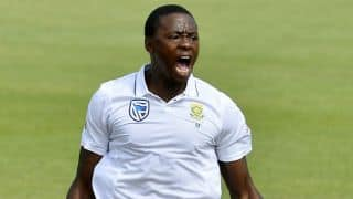 "Kagiso Rabada ban: Brett Lee impressed with South African, but warns players from ""crossing lines"""