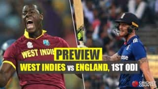 West Indies vs England, 1st ODI at North Sound, Preview: One battle too many