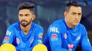 Ruturaj Gaikwad will not be part of first match against Mumbai, says csk ceo kasi viswanathan
