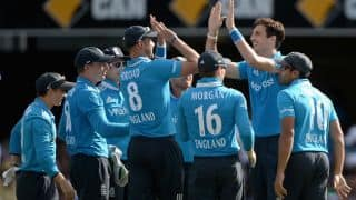 India vs England, 3rd ODI at Brisbane: England need 154 to win the match