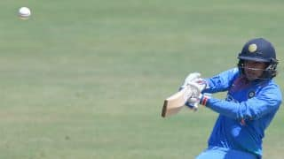 Smriti Mandhana shines in thriller tie vs England Women; India go 1-0 up