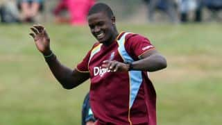 Ireland bowled out for modest 202 against West Indies in only ODI in Jamaica