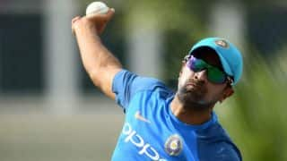 Ravichandran Ashwin ruled out of Deodhar Trophy 2017-18; revised squads announced