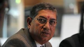 N Srinivasan's daughter could be next TNCA president: Report