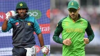 PAK vs SA, Match 30, Cricket World Cup 2019, LIVE streaming: Teams, time in IST and where to watch on TV and online in India