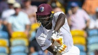 West Indies vs England, 1st Test: Double-century Jason Holder and ton-up Shane Dowrich put Windies in total control