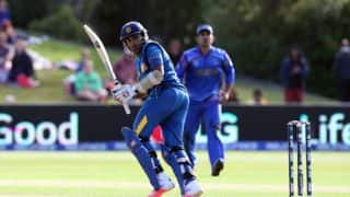 Live Cricket Scorecard: ICC Cricket World Cup 2015, Australia vs Sri Lanka, Pool A match 32 at Sydney