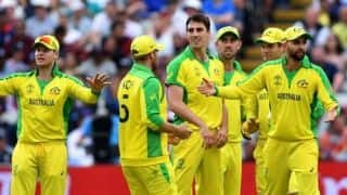 World Cup loss raises Australia's Ashes anxiety
