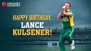 Lance Klusener: 9 interesting facts about South Africa's 1999 World Cup Hero