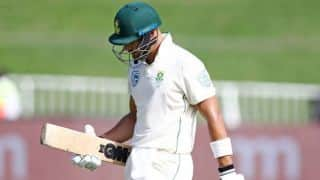 2nd Test: Aiden Markram relfects on a 'tough day'