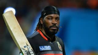 IPL 10: Gayle on verge of replicating Tendulkar's feat in Indore during RCB vs KXIP