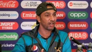 Cricket World Cup 2019: Hope New Zealand have a bad day: Azhar Mahmood