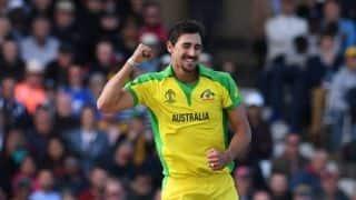 Cricket World Cup 2019: Mitchell Starc fastest to 150 ODI wickets