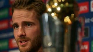 Kane Williamson: Everyone is a real contender in Champions Trophy 2017