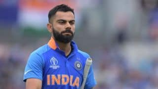 Virat Kohli: India's World Cup semi-final loss to New Zealand 'difficult to digest'