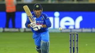 Asia Cup: MS Dhoni critical of new-ball bowlers' approach after Afghanistan tie