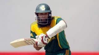 Zimbabwe Triangular Series 2014: Australia vs South Africa, 5th ODI at Harare: South Africa lose openers early