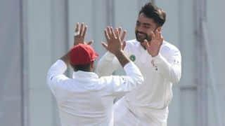 अफगानिस्तान की ऐतिहासिक टेस्ट विजय, दूसरे ही मैच में दर्ज की जीत