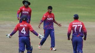 April 16, 2016: Sandeep Lamichhane reminisces Nepal debut