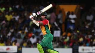 CPL 2018: Luke Ronchi fires Guyana Amazon Warriors to No 1