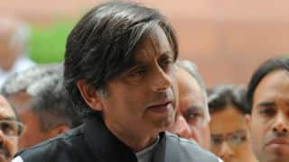 Tharoor to organise candlelight protest against KCA  shifting ODI venue to Kochi