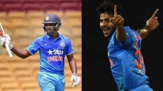 5th Unofficial ODI: Samson, Shardul deliver 4-1 series win for India A