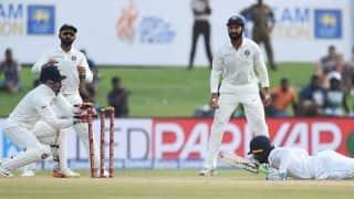 VIDEO: Wriddhiman Saha, Abhinav Mukund's brilliant work vs Sri Lanka in 1st Test
