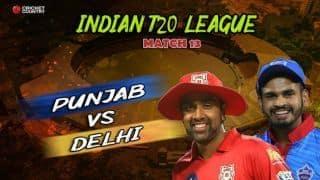 Indian T20 League, Punjab vs Delhi latest updates: Curran hat-trick seals miraculous Punjab win