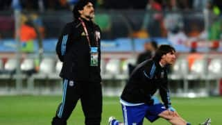 Lionel Messi has no personality; lack character to lead, says Argentina legend Diego Maradona