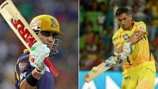 Live Cricket Score Kolkata Knight Riders (KKR) vs Chennai Super Kings (CSK) CLT20 2014 Final: CSK win second CLT20 title