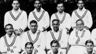MJ Gopalan: The man who represented India in both cricket and hockey