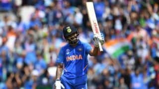 Shikhar Dhawan included in limited-overs squads after recovering from thumb injury