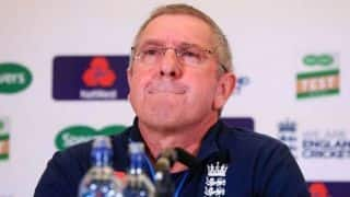 'Speechless' Bayliss wants England to show guts