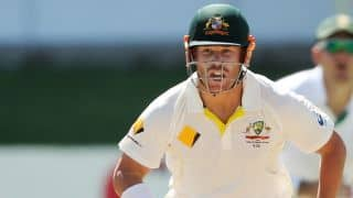 The Ashes 2015: David Warner looks back on his infamous 'punch'