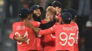 England win toss and bowl against New Zealand in 1st semi-final of T20 World Cup 2016