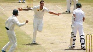 South African batsmen had eyes open