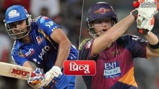 Mumbai Indians vs Rising Pune Supergiant, IPL 2017, Match 28 Preview: MI look to seek revenge