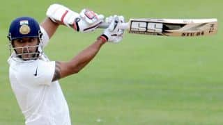 Stuart Binny out for 49 on Day 4 of India vs Sri Lanka 2015, 3rd Test at Colombo (SSC)