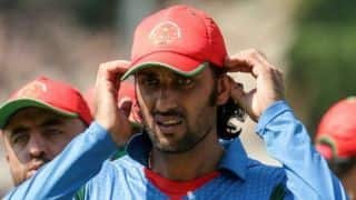 Afghanistan Recall Pacer Shapoor Zadran For Ireland T20I Series
