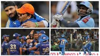 Mumbai Indians vs Chennai Super Kings: Past IPL clashes at Wankhede Stadium