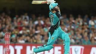 BBL: Ben Cutting, Max Bryant fire Brisbane Heat to massive 10-wicket win over Melbourne Stars