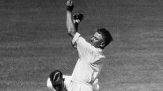 Ashes 1932: The first instance of Bodyline while Douglas Jardine was busy fishing