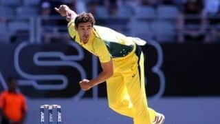 Injured Mitchell Starc targets Pakistan ODIs for international return
