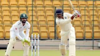 'विंडीज के खिलाफ दूसरे टेस्ट में कोहली की जगह मयंक अग्रवाल को मौका दें'