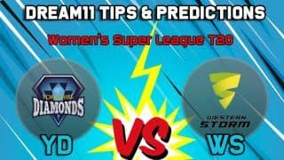YD vs WS Dream11 Team Yorkshire Diamonds vs Western Storm, Women's Super League T20– Cricket Prediction Tips For Today's match at York