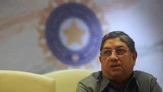 N Srinivasan set to attend ICC meeting in Dubai as BCCI's representative