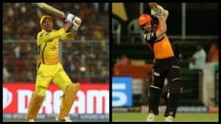 IPL 2019, SRH vs CSK: MS Dhoni's Chennai will look to seal playoff spot against Hyderabad