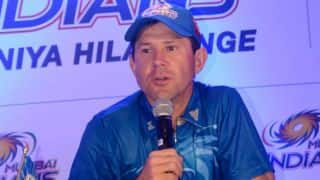 Ricky Ponting: India will be one of the favourites