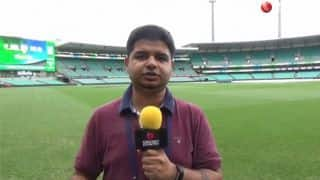 Chetan Narula from the SCG: Mission World Cup begins for India and Australia